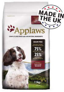 Alpha dog food