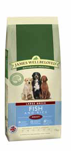 James Wellbeloved dog food