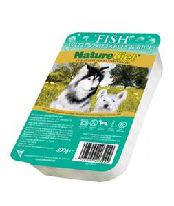Naturediet dog food