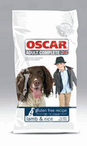 oscar dog food