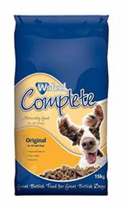 Wafcol dog food