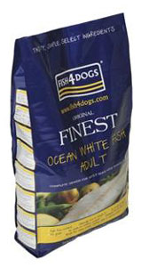 fish4dogs dog food